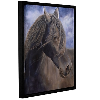 ArtWall Dreamer by Marina Petro Framed Painting Print on Wrapped Canvas; 18'' H x 24'' W