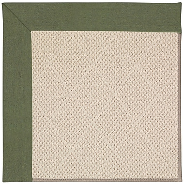 Capel Zoe Light Beige Indoor/Outdoor Area Rug; Square 8'