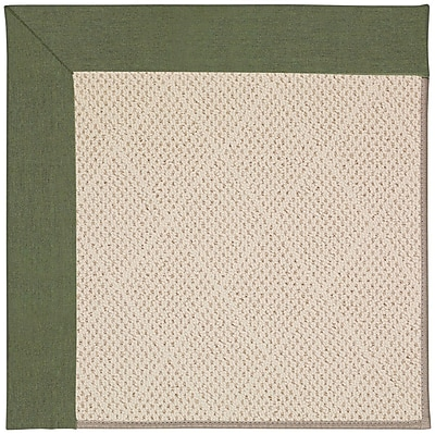 Capel Zoe Light Beige Indoor/Outdoor Area Rug; Square 12'