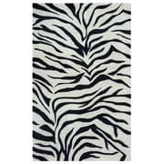 Rizzy Home Craft Collection 100% Wool 2' x 3' Off White (CRACF078306370203)