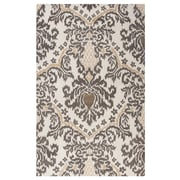 Rizzy Home Destiny Collection 100% Hard-Twist Wool 8'x10' Taupe/Tan (DSTDT507000040810)