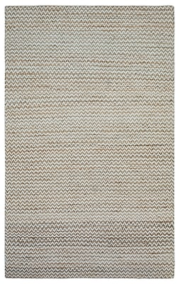 Rizzy Home Ellington Collection Jute/Wool 8'x10' Natural (ELGEG9030NT000810)