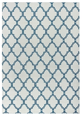 Rizzy Home Glendale Collection 100% Polypropylene 7'10