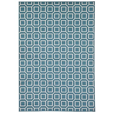 Rizzy Home Glendale Collection 100% Polypropylene 6'7