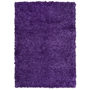 Rizzy Home Kempton Collection 100% Polyester 8'x10' Purple (KNMKM150900660810)
