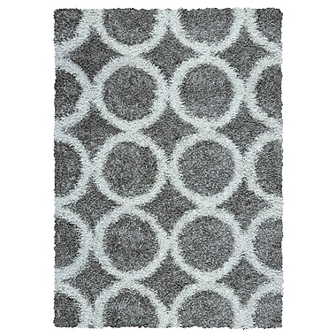 Rizzy Home Kempton Collection 100% Polyester 3'6