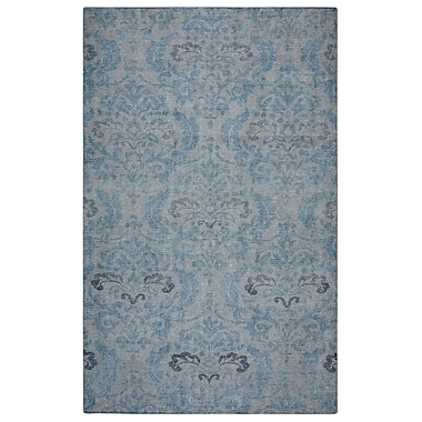 Rizzy Home Maison Collection Hand-Spun New Zealand Wool 9'x12' Beige (MSNMS867733090912)