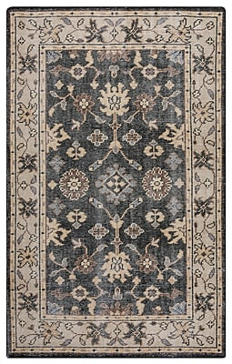 Rizzy Home Maison Collection Hand-Spun New Zealand Wool 9'x12' Multi-Colored (MSNMS868100160912)