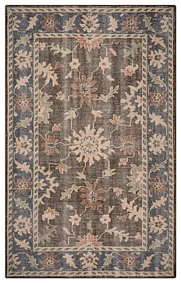 Rizzy Home Maison Collection Hand-Spun New Zealand Wool 3' x 5' Multi-Colored (MSNMS868412090305)