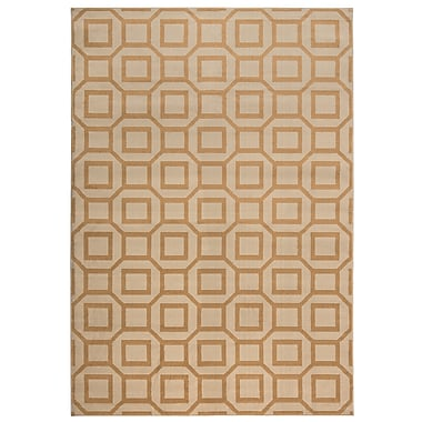 Rizzy Home Millington Collection 100% Polypropylene 6'7