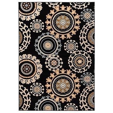 Rizzy Home Millington Collection 100% Polypropylene 7'10