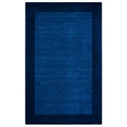 Rizzy Home Platoon Collection New Zealand Wool Blend 2' x 3' Blue (PLAPL2436ID000203)