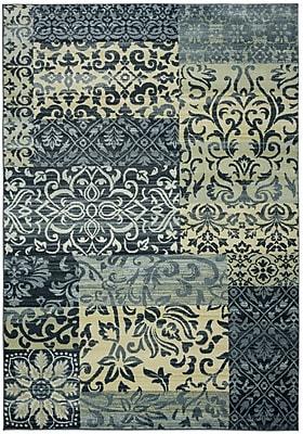 Rizzy Home Sorrento Collection 100% Heat-Set Polypropylene 7'10