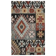 Rizzy Home Southwest Collection 100% Wool 3' x 5' Multi-Colored (SOWSU810400330305)