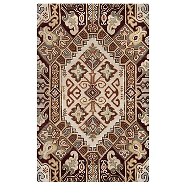 Rizzy Home Southwest Collection 100% Wool 2' x 3' Multi-Colored (SOWSU810504700203)