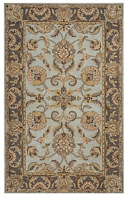 Rizzy Home Valintino Collection 100% Wool 8'x10' Multi-Colored (VNTVN9446EQ220810)