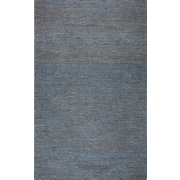 Rizzy Home Whittier Collection Jute 3' x 5' Blue (WHIWR961600330305)