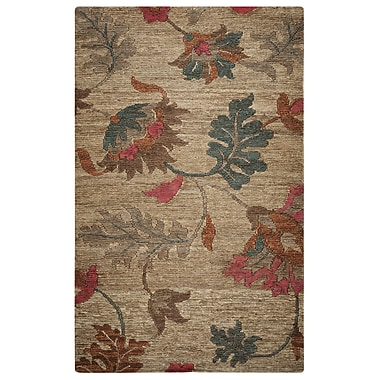Rizzy Home Whittier Collection Jute 3' x 5' Natural (WHIWR962000550305)