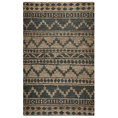 Rizzy Home Whittier Collection Jute 8'x10' Sage (WHIWR962700550810)