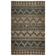 Rizzy Home Whittier Collection Jute 5'x8' Sage (WHIWR962700550508)