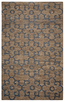 Rizzy Home Whittier Collection Jute 9'x12' Natural (WHIWR963200550912)