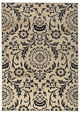 Rizzy Home Carrington Collection 100% Polypropylene 7'10
