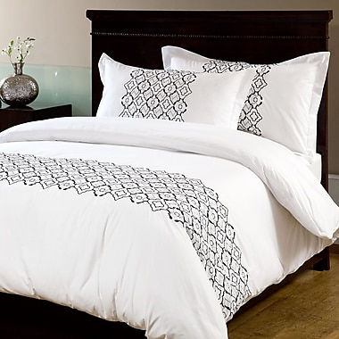 Textrade Turin 3 Piece Duvet Set; Queen