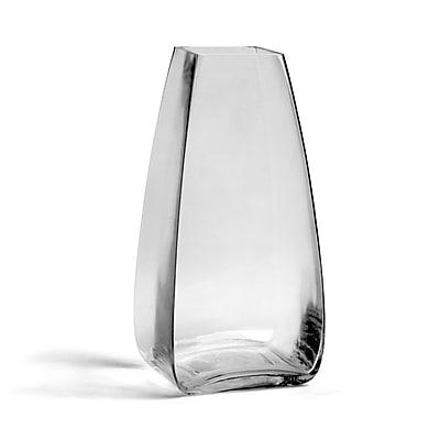 HG Global Orlo Vase; 11.5'' H x 5.5'' W x 5.5'' D