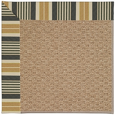 Capel Zoe Machine Tufted Multi-colored Indoor/Outdoor Area Rug; Rectangle 7' x 9'