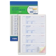 Rediform® Money Receipt Book, 2 3/4 x 7, Each (8L808R)
