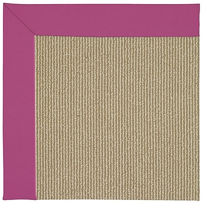 Capel Zoe Light Brown Indoor/Outdoor Area Rug; Rectangle 5' x 8'