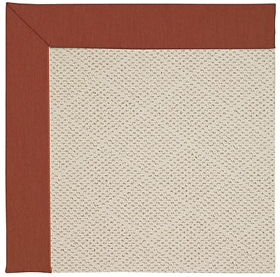 Capel Zoe Beige Indoor/Outdoor Area Rug; Square 12'