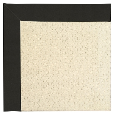 Capel Zoe Off White Indoor/Outdoor Area Rug; Rectangle 3' x 5'