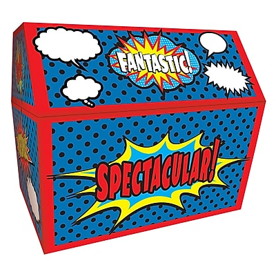 Teacher Created Resources Superhero Chest (TCR5160)