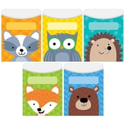 Creative Teaching Press, Woodland Friends Library Pockets Standard, Pack of 35 (CTP6744)