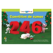 Creative Teaching Press Paperback, Cuentitos de sumas (Little Number Stories-Addition) Learn to Read Spanish Book(CTP8275)