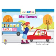 Creative Teaching Press Paperback, Me llevan (On the Go) Learn to Read Spanish Book(CTP8252)