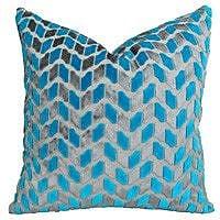 Plutus Brands Plutus Deep Sea Dive Handmade Throw Pillow; 16'' H x 16'' W