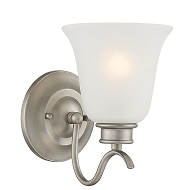 Designers Fountain Montego 1-Light Wall Sconce
