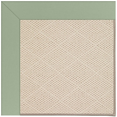 Capel Zoe Light Brown Indoor/Outdoor Area Rug; Rectangle 3' x 5'