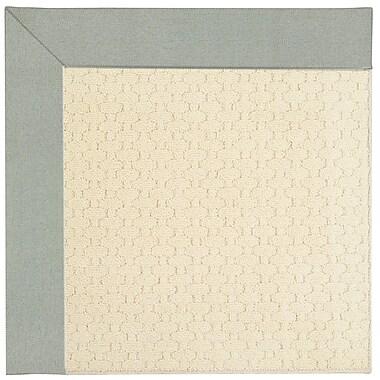 Capel Zoe Off White Indoor/Outdoor Area Rug; Square 8'