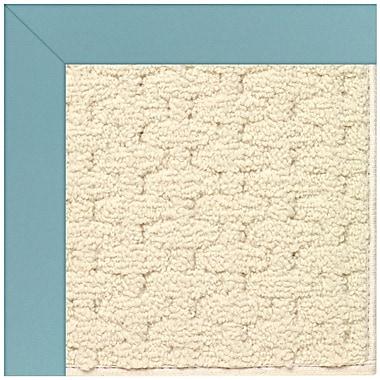 Capel Zoe Off White Indoor/Outdoor Area Rug; Square 6'