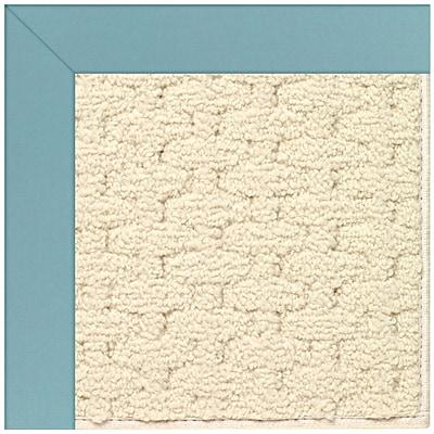 Capel Zoe Off White Indoor/Outdoor Area Rug; Rectangle 9' x 12'