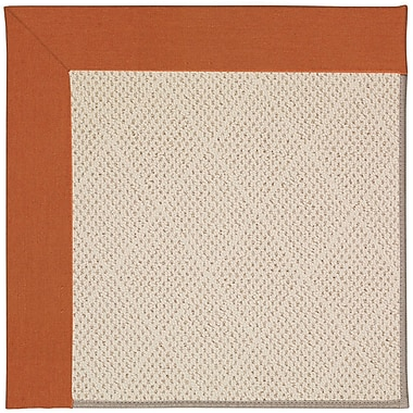 Capel Zoe Cream Indoor/Outdoor Area Rug; Rectangle 3' x 5'