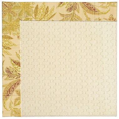 Capel Zoe Light Beige Indoor/Outdoor Area Rug; Rectangle 3' x 5'