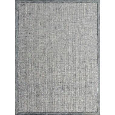 AMER Rugs Idina Hand-Tufted Sage Area Rug; Rectangle 5' x 8'