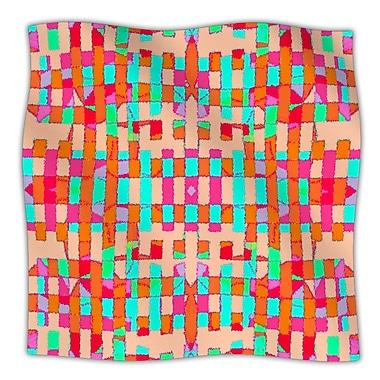 KESS InHouse Sorbetta Throw Blanket; 60'' L x 50'' W