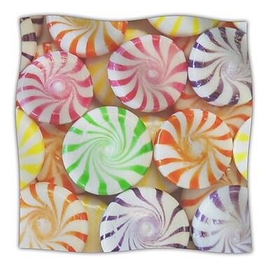 KESS InHouse I Want Candy Throw Blanket; 60'' L x 50'' W