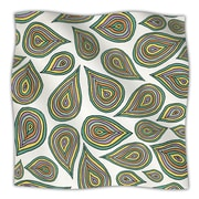KESS InHouse Its Raining Leafs Throw Blanket; 40'' L x 30'' W