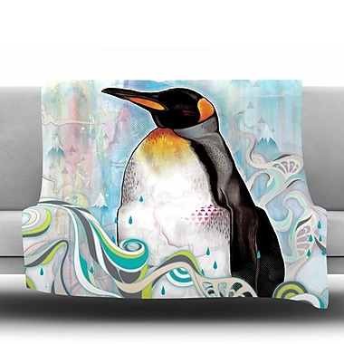 KESS InHouse There is a Light Throw Blanket; 80'' L x 60'' W